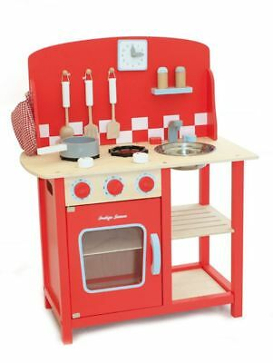 Indigo Jamm Wooden Kitchenette Diner