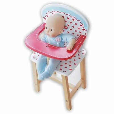 Indigo Jamm - Wooden Hearts High Chair