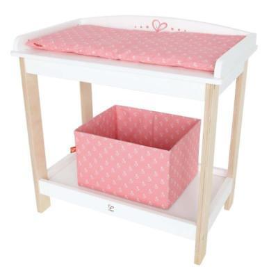Hape - Wooden Baby Changing Table