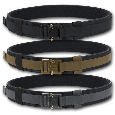 Helikon Cobra Competition Range Belt Mens Army Nylon Austrialpin Metal Buckle