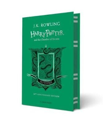 Harry Potter and the Chamber of Secrets - Slytherin Edition 9781408898116