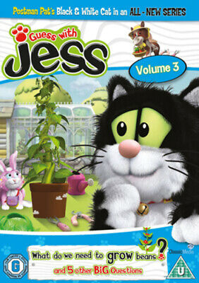 Guess With Jess: What Do We Need to Grow Beans? DVD Mandy Kamester