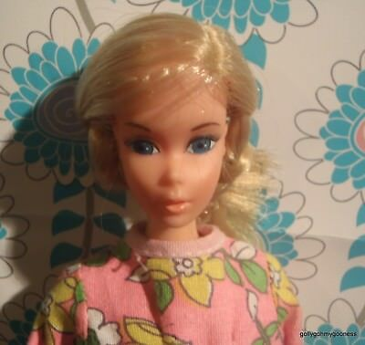VINTAGE Barbie STANDARD MOD ERA 60S BARBIE Excellent RARE
