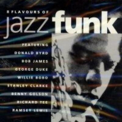 Various : Flavour of Jazz Funk CD