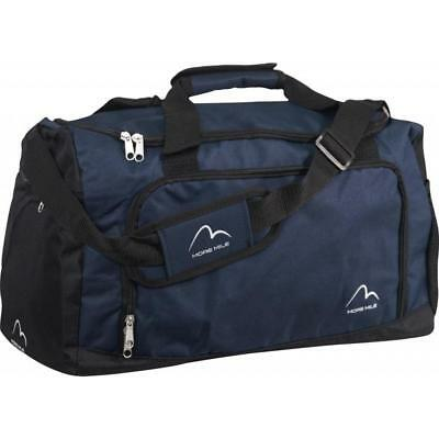 More Mile Small Training Gym Fitness Sports Holdall - Navy