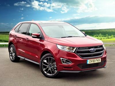Ford Edge St Line Lux  Ps Powershift Dr Luxury Pack Includes