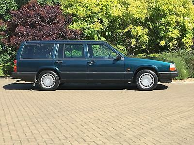 1993 Volvo 940 2.0 S Estate .  ONLY 40,000 GENUINE MILES FROM NEW!