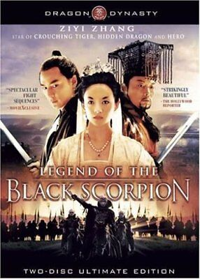 New: LEGEND OF THE BLACK SCORPION [Dragon Dynasty] DVD