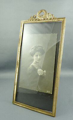 Stunning great antique French picture PHOTO FRAME Loius Seize Style 19th century