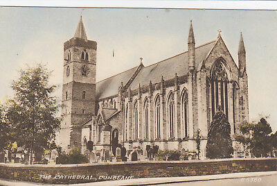 Postcard  Dunblane Cathedral