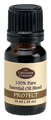 Protect Thieves* Pure Essentail Oil Blend 10ml by Fabulous Frannie