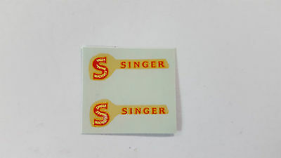 Matchbox 1-75 59a Ford Van Singer Decal / Transfer - Regular Wheels