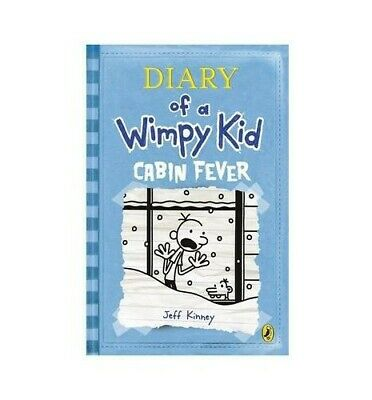 Diary Of A Wimpy Kid (Book 1) by Kinney, Jeff Book The Cheap Fast Free Post