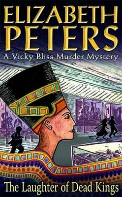 The Laughter of Dead Kings (Vicky Bliss Myster... by Peters, Elizabeth Paperback