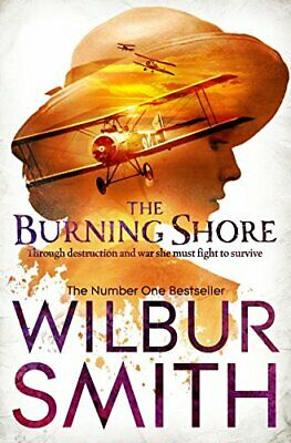 The Burning Shore (The Courtneys of Africa) by Smith, Wilbur Book The Cheap Fast
