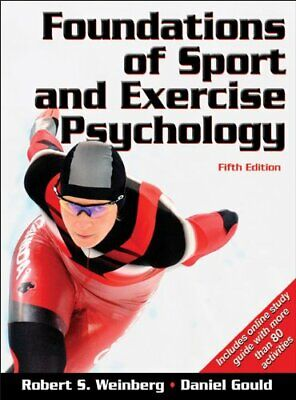 Foundations of Sport and Exercise Psychology W/Web S... by Daniel Gould Hardback