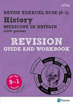 Revise Edexcel GCSE (9-1) History Medicine in Britain Revis... by Taylor, Kirsty