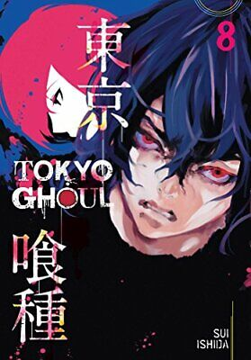 Tokyo Ghoul, Vol. 8 by Sui Ishida Book The Cheap Fast Free Post