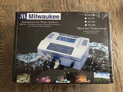 Milwaukee Instruments For Water Analysis DL100