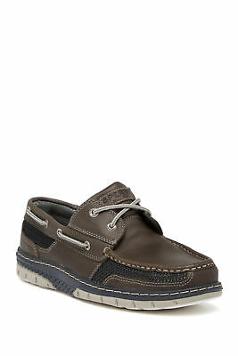 Sperry Top Sider Men's Tarpon Boat Shoes Ultralite Grey 11.5US Retail $100