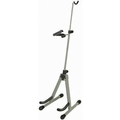 VIOLIN STAND  w BOW REST /HOOK by Tornado