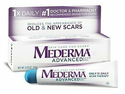Mederma Advanced Scar Gel Cream Treatment 20g For Old & New Scars Acne