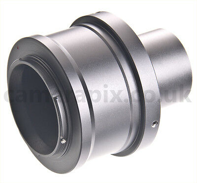 """Telescope 1.25 inch to Micro Four Thirds m4/3 T-adapter mount ring 1.25"""" filter"""