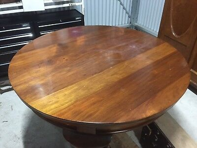 Lovely Blackwood Dining Table with Two Leaf Extension.  *** Must ** Sell***