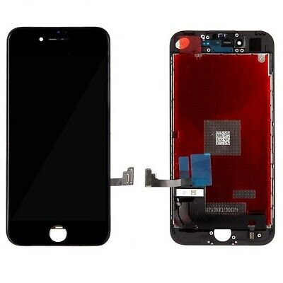 Original Sharp Retina LCD Display für Apple iPhone 7 refurbished schwarz