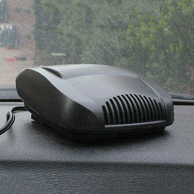 DC12V 150W QKto Heater Fan Black Cigarette Lighter Powered Car Heater Warmer QK