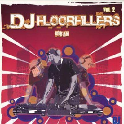 Various - DJ Floorfillers Urban Vol. 2 Vinyl 2LP 0715185