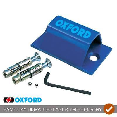 Oxford Brute Force Motor Bike Sold Secure Ground Anchor With Fittings- SALE!