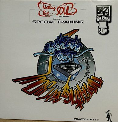 Soul G & Kool M - Back To The Beat Special Training - Practice #1 LP NEU 0153303