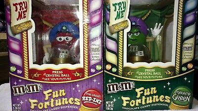 M&M's Limited Edition Collectible Fun Fortunes