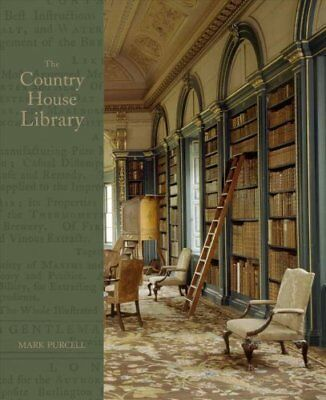 The Country House Library by Mark Purcell 9780300227406 (Hardback, 2017)