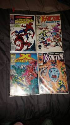 SILVER, BRONZE and MODERN AGE COMIC BOOK LOT OF 300 COMICS Mostly Marvel and DC