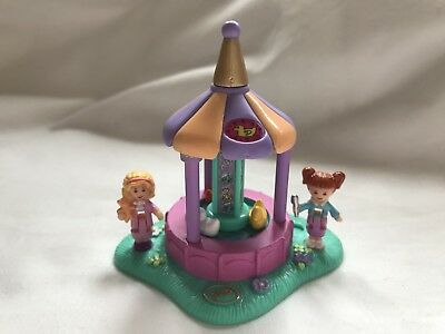 polly pocket 1996 Duck Chase 100%  complete  RARE