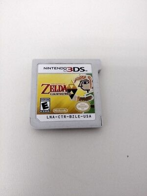 The Legend Of Zelda A Link Between Worlds 3DS - Game Only