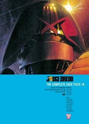 Judge Dredd: Complete Case Files: v. 18 by John Wagner 9781907992254