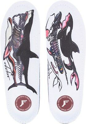 Footprint Insole Technology White Gamechangers - Shintaro Insoles