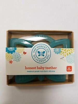The Honest Company Baby Teether, brand new