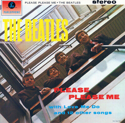 The Beatles : Please Please Me CD Remastered Album (2009) ***NEW*** Great Value