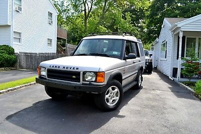 2001 Land Rover Discovery 2 SE