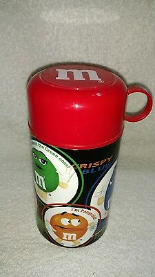 M&M's Red Thermos