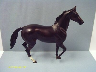 Breyer Traditional Race Horse #1478 Zenyatta Retired Lonesome Glory Mold