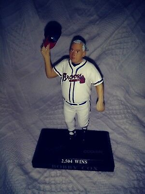 Bobby Cox Statue. Hard to find Numbered Collectable