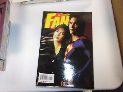 OVERSTREET'S FAN MAGAZINE lot from 1 to 8 and 18 to 24