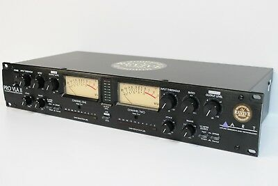Revive Audio Modified Art Pro Vla Ii, Dual Channel Tube, Opto Compressor