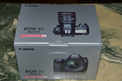 BRAND NEW Canon EOS 5D Mark IV Digital SLR Camera (Body Only)