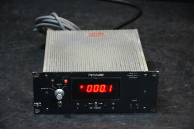 MKS Instruments PDR-C-2 Digital Readout Power Supply